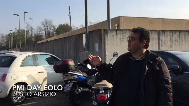 Video: Pmi day a Eolo