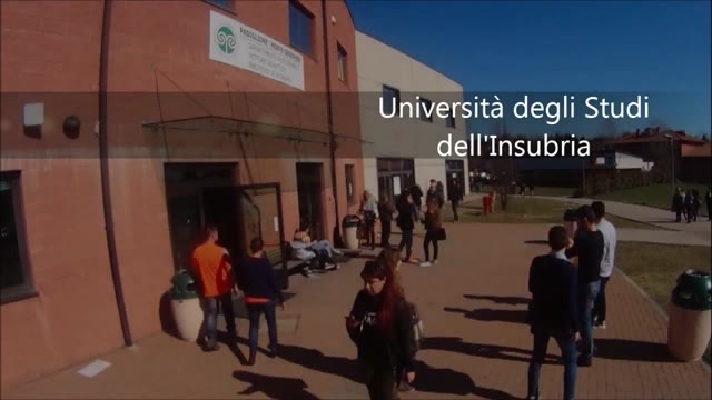 Video: Le lauree specialistiche: le opportunità dell'Università dell'Insubria