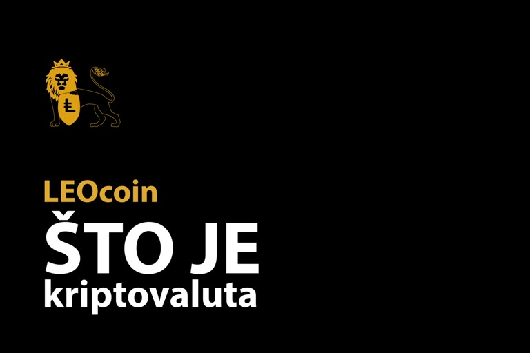 What is Cryptocurrency - Croatian