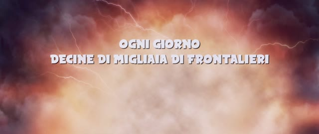 Video: Frontaliers Disaster, il trailer
