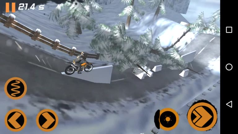 Android - Trial Xtreme 2: Winter Edition - Level 30 [Time] - 01:28.7 - Andrew Mee