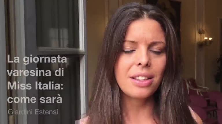 Video: Miss Italia, la giornata varesina
