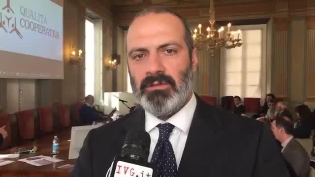 Video: Firmato a Savona il protocollo d'intesa sulla responsabilità delle coop