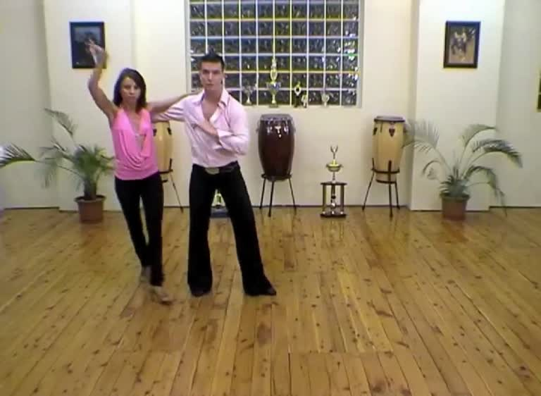 S42 Salsa pattern from the vault with Oliver & Luda