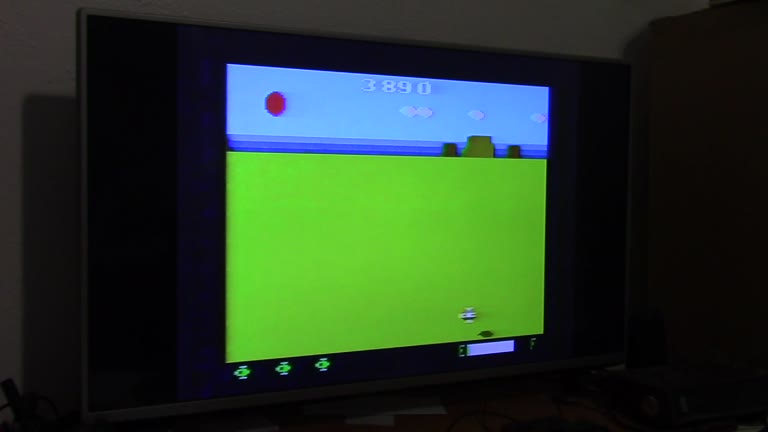 Atari 2600 / VCS - Planet Patrol - NTSC - Game 1, Difficulty B - 33,220 - John McAllister