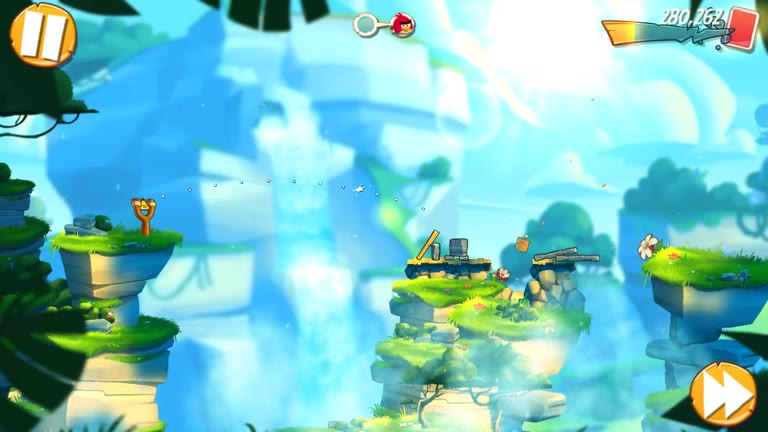 Android - Angry Birds 2 - Cobalt Plateaus: Feathery Hills - 14 - 196,620 - Andrew Mee