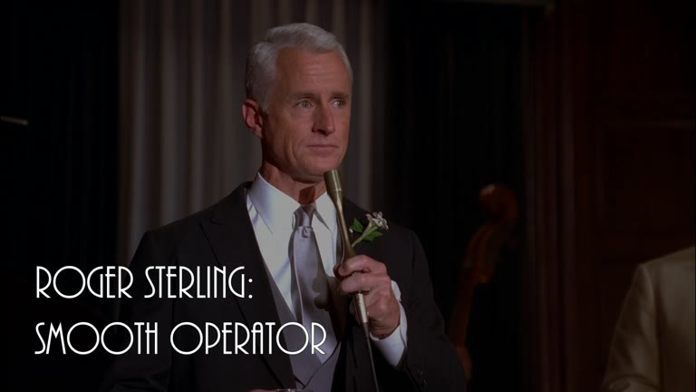 Roger Sterling Smooth Operator