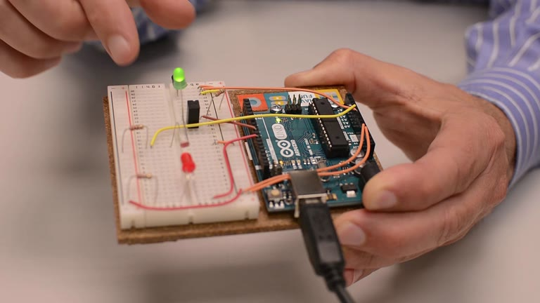 PSpice Simulation with Arduino-driven Sensors