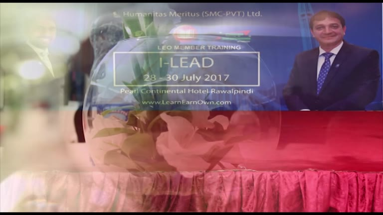 LEO Member Produced Content: LEO Member Training I-Lead 28-30 July 2017