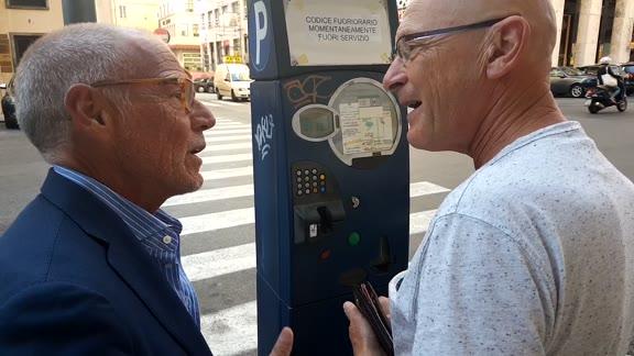 """Rivoluzione parcheggi, Balleari: """"Cifra giusta, la più bassa tra le grandi città"""""""