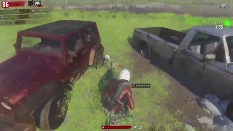 PC - H1Z1 - Battle Royale [Most Kills - Shotgun Only - Regular Server - Solo] - 24 - Justin Summe