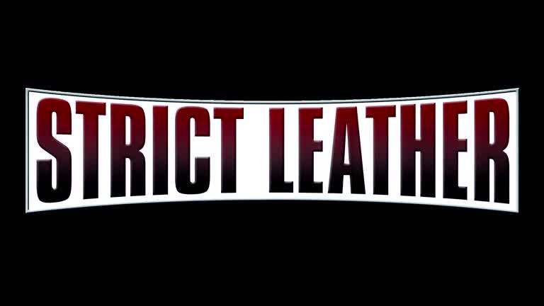 Strict Leather Forced Orgasm Belt – XR200