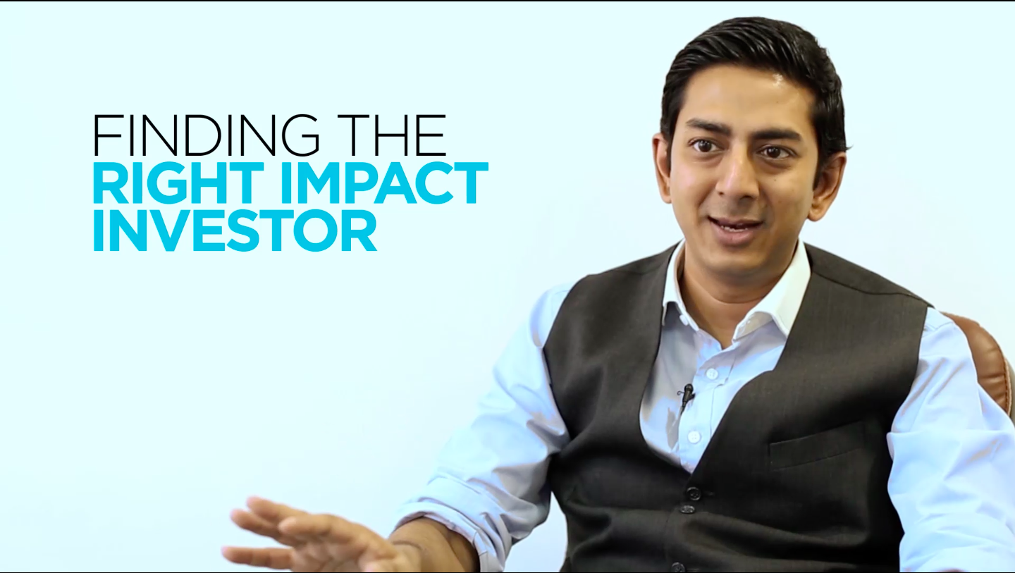 Becoming impact investment ready