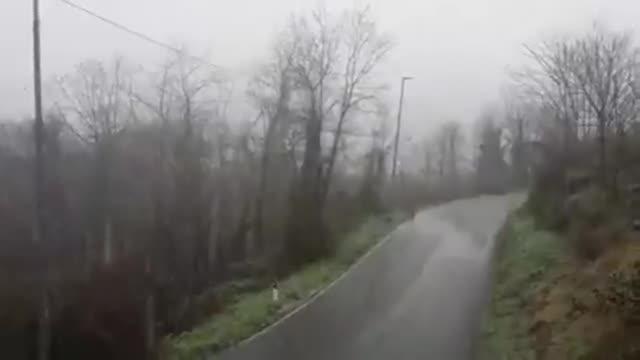 Video: La neve a Bargagli