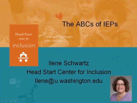 ABC's of IEP