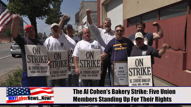 Western New York Labor News� NOW! - (September 2013 Edition) - Segment IV