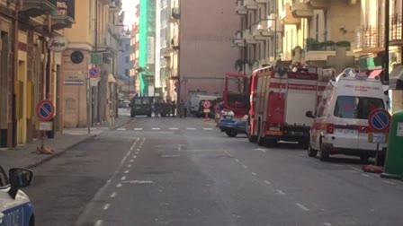 Savona, bomba a Villapiana: l'isolato evacuato