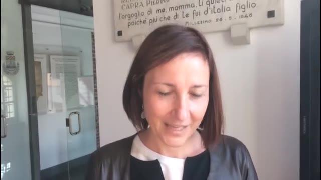 L'europarlamentare Briano in Valbormida per sostenere Orlando