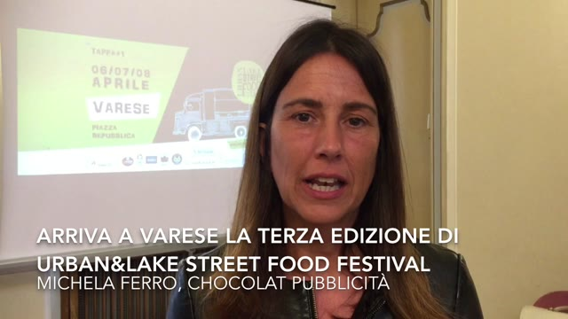 Video: Torna in piazza Repubblica l'Urban & Lake street food festival