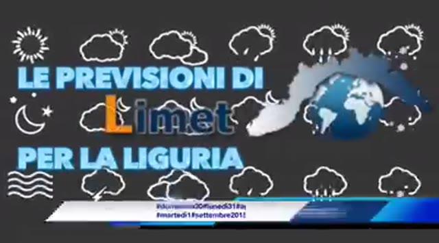 Video: Meteo Liguria: temperature in aumento, ma non durerà