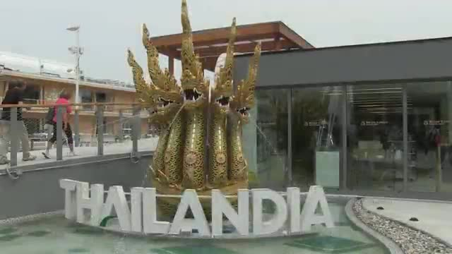 Video: Video e riso: la Thailandia ad Expo
