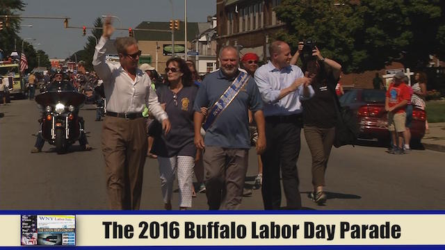 The 2016 Buffalo Labor Day Parade