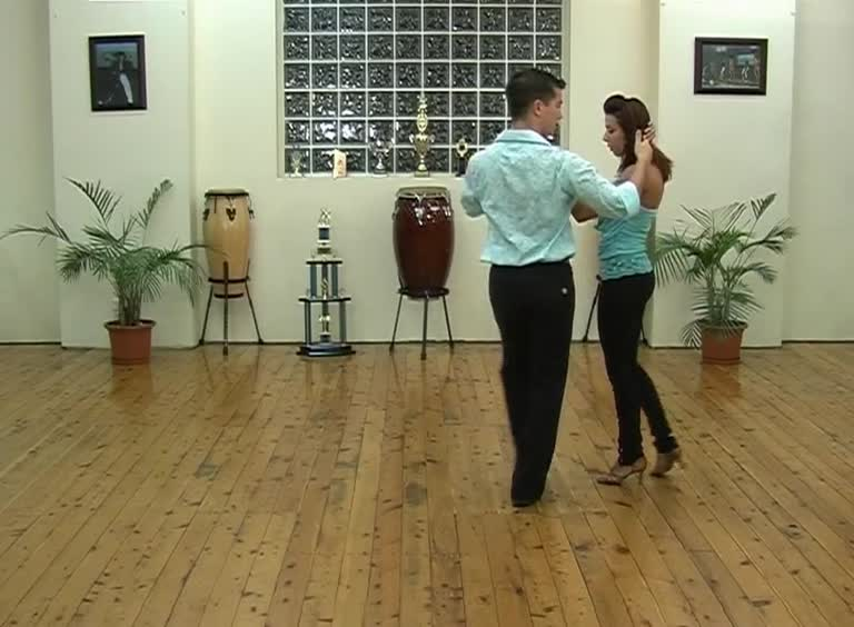 M15 Basic moves review Combo 1 for ladies with breakdown and music