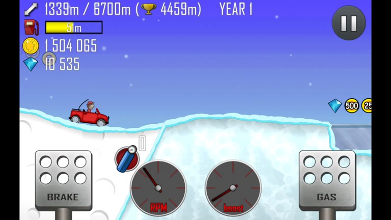 Android - Hill Climb Racing - Jeep - Seasons [Distance] - 3,566 - Jens Harbers