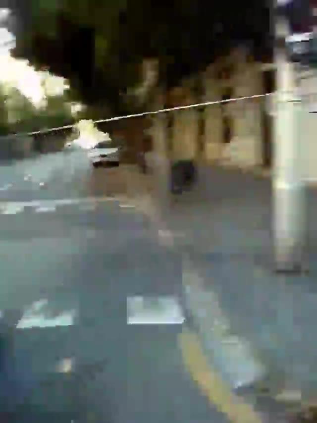 L'attentato delle Ramblas nel video di un vadese