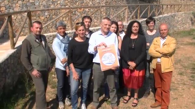 """Video: """"Borgio Verezzi è Tua"""", la lista di Luciano Galletto: """"Basta cementificazione e scempi"""""""