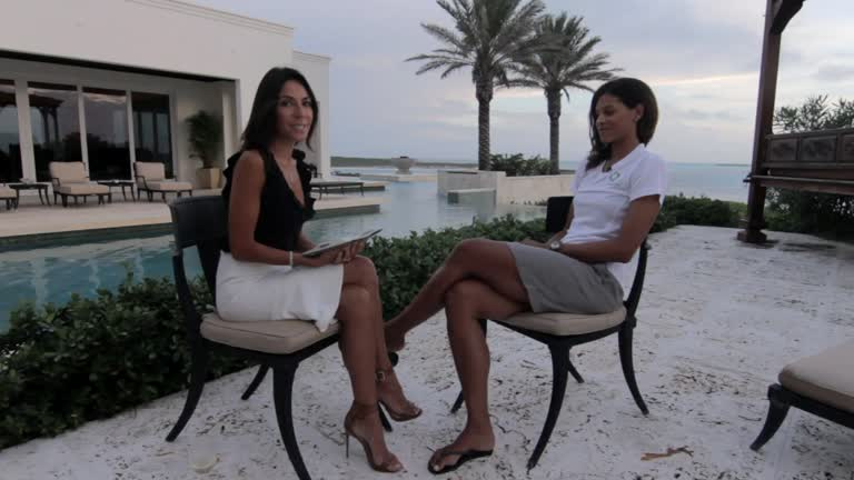 An Interview with Michelle Woods, Island Administrator at Over Yonder Cay, Exumas, The Bahamas