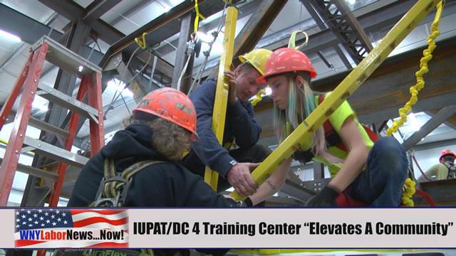 Western New York Labor News� NOW! - IUPAT/DC 4 Training Center