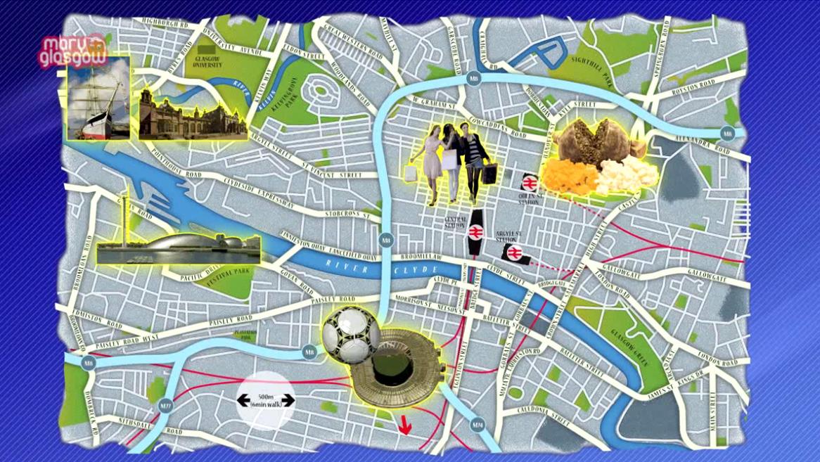 CLUB Guide to ... Glasgow screenshot