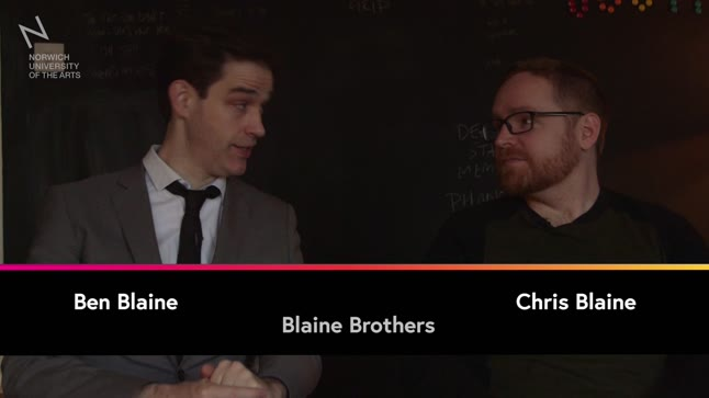 The Blaine Brothers guide to using VFX