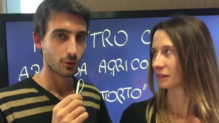 Video: L'azienda colpita dal terremoto, la storia di Ilaria e Lorenzo