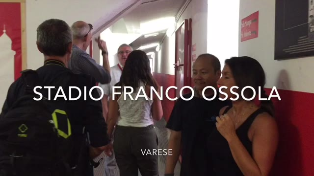 Video: Stadio Franco Ossola